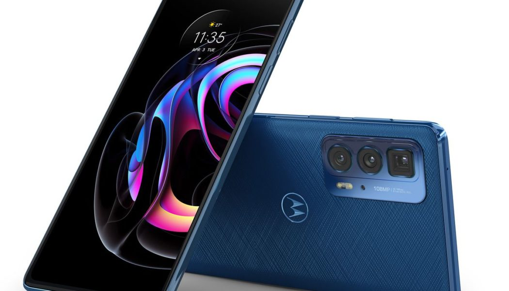 Motorola debuts Edge 20 flagships globally with fast refresh screens and 108-megapixel cameras
