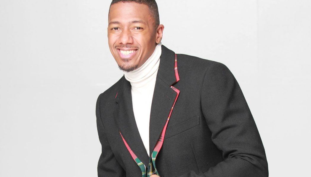 Nick Cannon Shares Touching Family Photos With All Seven of His Children