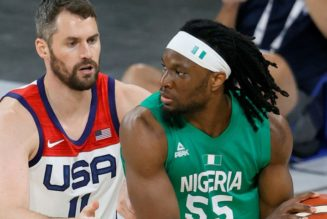 Nigeria Becomes First African Basketball Team To Beat U.S. Men's National Team