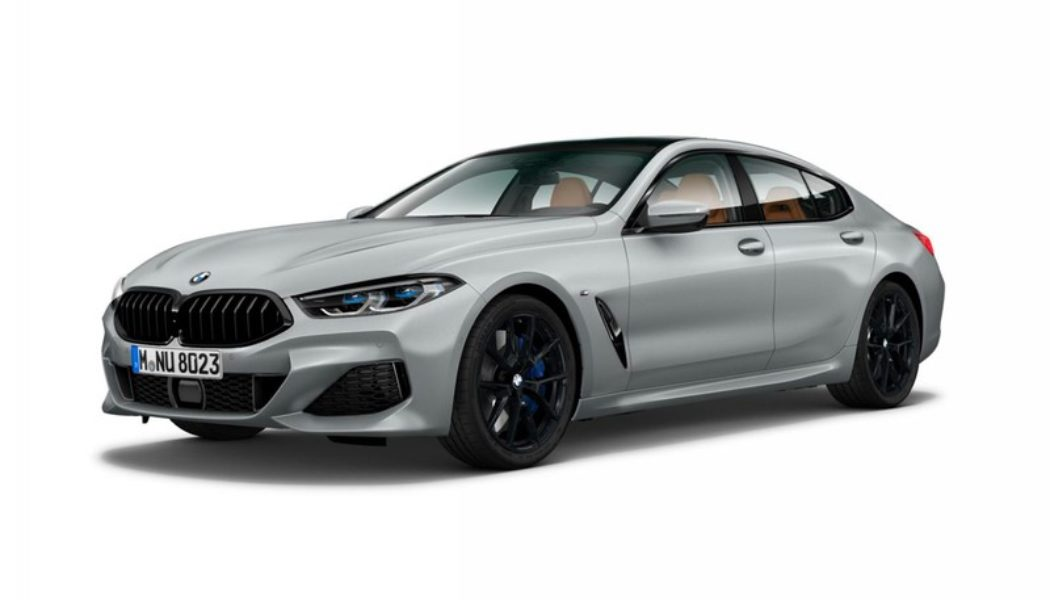 """Only Nine """"Heritage Edition"""" BMW 8-Series Will be Sold in Australia"""