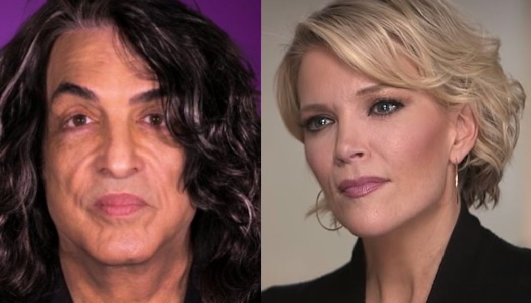 PAUL STANLEY Blasts MEGYN KELLY For 'Mocking And Ridiculing' NAOMI OSAKA