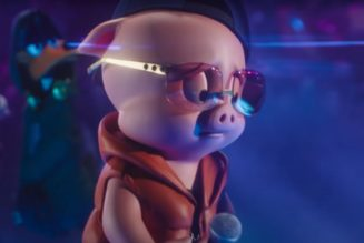 Porky Pig Nearly Chokes on Stage in Space Jam: A New Legacy Sneak Peek: Watch