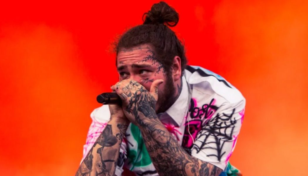 Post Malone Announces Return of Posty Fest in 2021