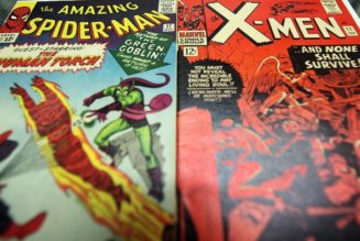 Rare X-Men Comic Book Goes for $800,000 USD at Auction