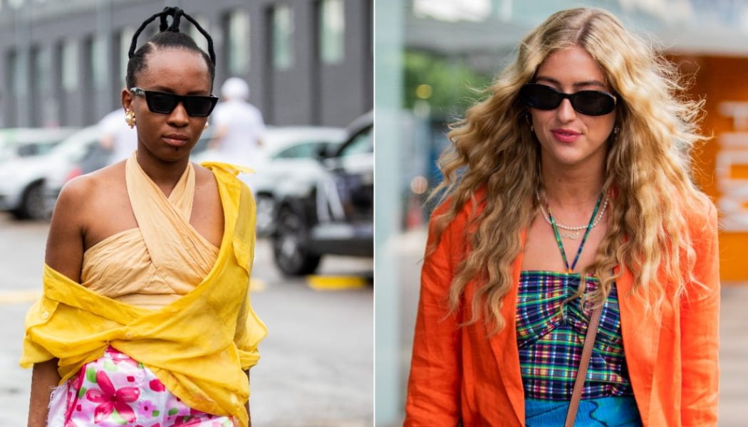Retro-Cool Halter Tops Are Making Our Summer Feel Like It's 1969
