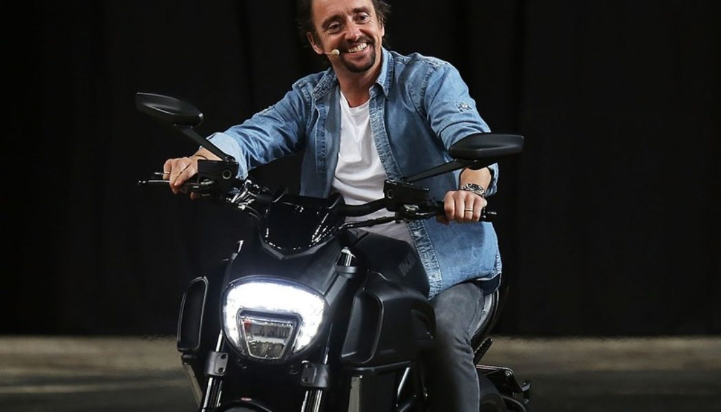 Richard Hammond of 'Top Gear' Is Auctioning Off Eight of His Cherished Vehicles