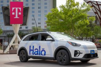Rideshare Service Halo Introduces Driverless Cars That Can Be Delivered Remotely