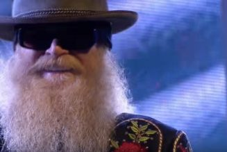 Rockers Pay Tribute To ZZ TOP Bassist DUSTY HILL