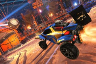 Rocket League Celebrates Monstercat's 10th Anniversary With In-Game Music From Marshmello, Noisestorm, More