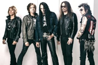 SKID ROW's New Album Won't Be Released Before 2022