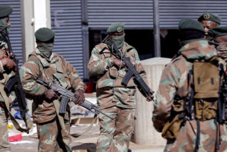 South Africa to Deploy 25,000 Additional Troops to Quell #SAUnrest Violence