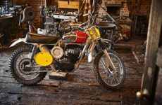 Steve McQueen's 1968 Husqvarna Viking 360 Expected To Fetch $100,000 USD at Auction