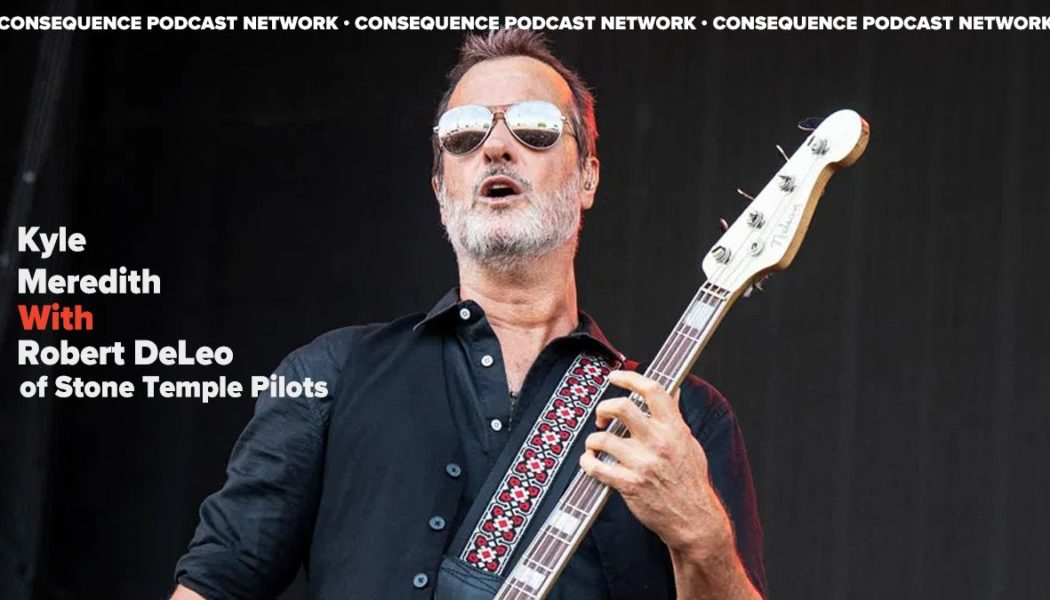 Stone Temple Pilot's Robert DeLeo on 25 Years of Tiny Music…Songs from the Vatican Gift Shop
