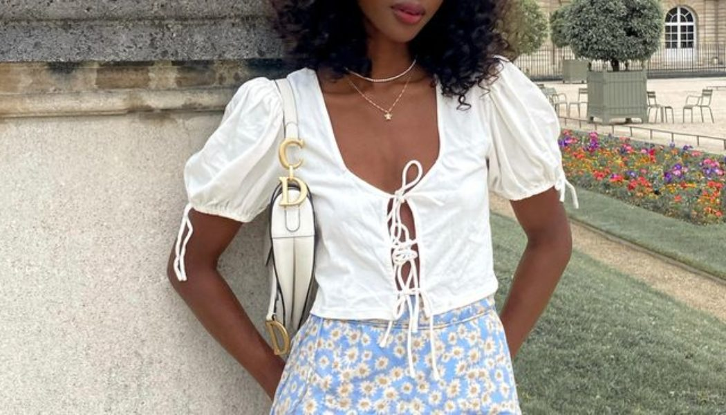 The Brand Influencers Rely On for Easy Summer Outfits