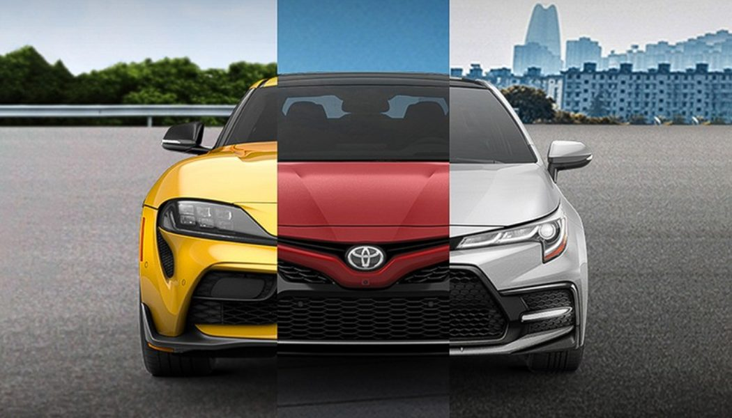 The HYPEBEAST Team Was Given Free Rein to Configure a Toyota of Their Choice