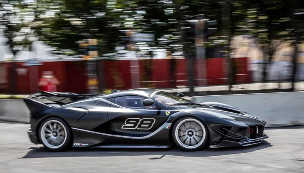 The Iconic Novi Sad Circuit Takes Centre Stage At Motor Valley Fest