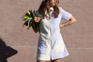 The Random Fabric That Is Dominating This Summer