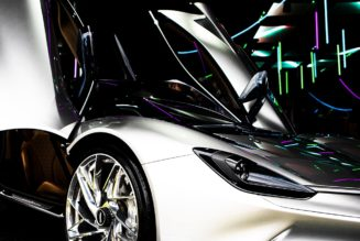 There's a Tech Takeover at Goodwood Festival of Speed