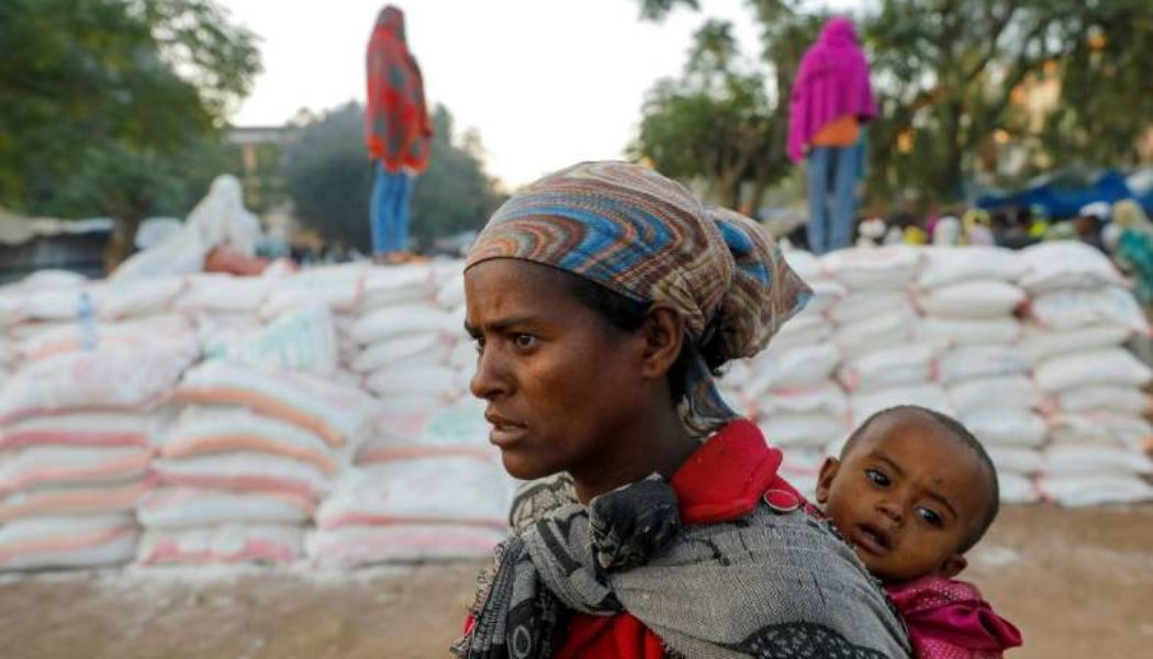 UK urges end to violence in Tigray