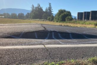 Why roads in the Pacific Northwest buckled under extreme heat