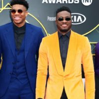 Youngest Antetokounmpo Brother Spotted at Pre-Draft Training Workout With Indiana Pacers