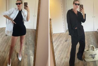 10 Outfits That Make Up Rosie HW's Perfect Autumn Wardrobe