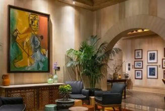 11 Picasso Paintings Will Be Auctioned off at the Bellagio in October