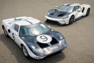 2022 Ford GT '64 Prototype Heritage Edition Is a Blast From the Past