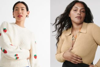 23 Stylish Jumpers, Vests, and Cardigans for Your Autumn Outfits