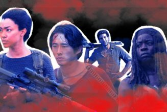 8 Actors Who Got Extremely Famous After Their Characters Exited The Walking Dead
