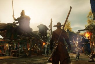 Amazon's New World MMO is getting an open beta on September 9th
