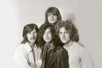 Authorized Led Zeppelin Documentary Is Completed, Gets Official Title