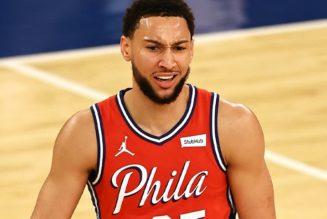 Ben Simmons Has Reportedly Cut Off All Communication With the Philadelphia 76ers
