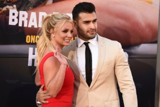Britney Spears Thanks Boyfriend Sam Asghari for His Support Through the 'Hardest Years of My Life'
