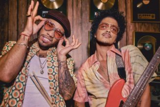 Bruno Mars and Anderson .Paak to Release Silk Sonic Debut Album in January 2022