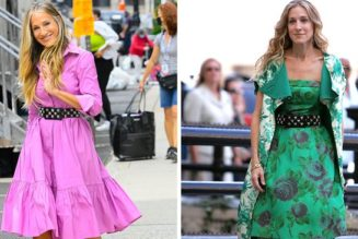 I've Worked Out the Items Carrie Bradshaw Always Wears No Matter the Decade