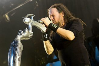 Korn's Jonathan Davis Tests Positive for COVID-19, Band Postpones and Cancels Tour Dates