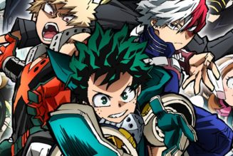 Legendary Entertainment is Making a Live-Action Adaptation of 'My Hero Academia'