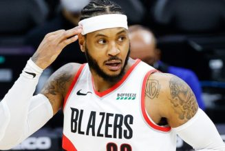 Los Angeles Lakers Have Signed Carmelo Anthony to a One-Year Deal