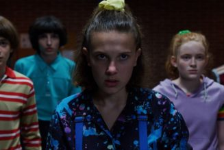 Netflix Unveils First Look at 'Stranger Things' Season 4