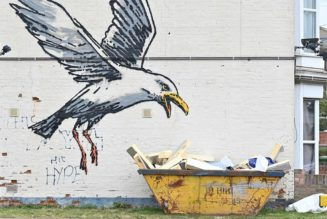 New Banksy Murals and Installations Spotted Across Five English Coastal Towns