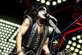 Paul Stanley Tests Positive for COVID-19, At Least One KISS Show Postponed
