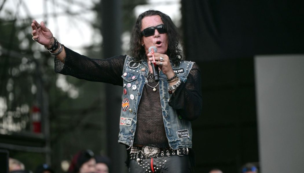 Ratt's Stephen Pearcy Reveals That He Has Been Battling Liver Cancer