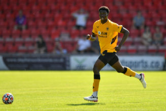 Report: Euro club have made a bid to sign Wolves midfielder