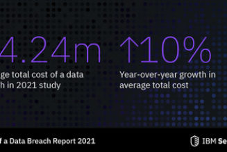 SA Data Breach Costs Reached Record Highs During Pandemic – IBM