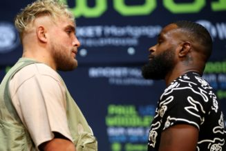 """Showtime Gives Fans an """"All-Access"""" Look at the Upcoming Jake Paul vs. Tyron Woodley Fight"""