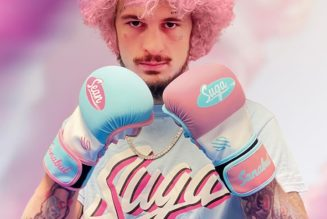 """""""Sugar"""" Sean O'Malley and Sanabul Reconnect for Cotton Candy MMA Glove Release"""