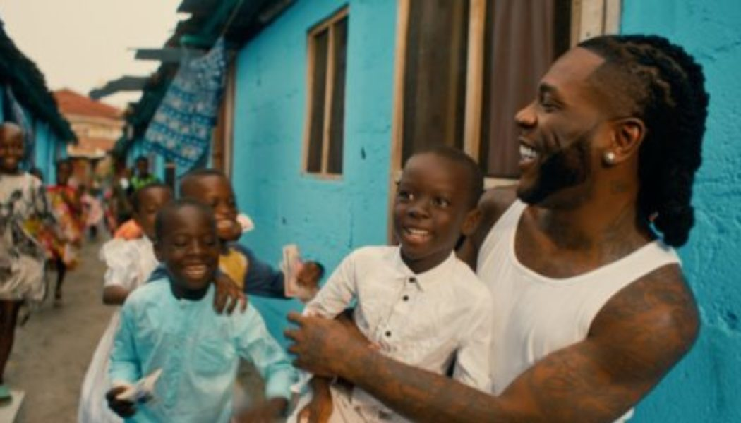 VIDEO: Burna Boy – Question ft Don Jazzy