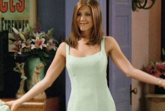 Whistles Just Re-Created Rachel Green's Iconic Mint Dress, and I'm Obsessed