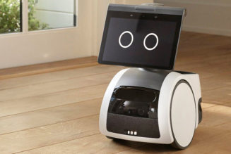 Amazon's New Household Robot Can Learn Your Family's Habits